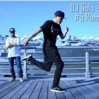 フットワークダンス、10通りのステップを紹介してくれるレクチャー動画