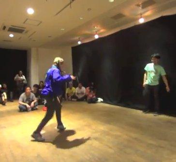 Emi vs Gettoshabb【BATTLETRAIN TOKYO road2】動画