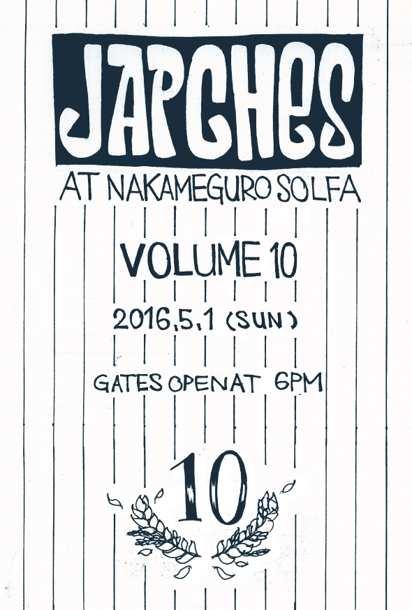 2015/5/1(日) JAPCHESS vol.10 at中目黒solfa